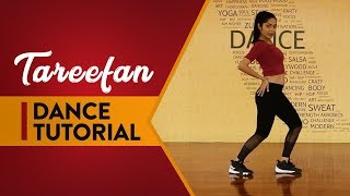 Tareefan | Veere Di Wedding | Dance Tutorial | LiveToDance with Sonali