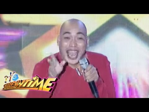 IT'S SHOWTIME Kalokalike Level Up : Wally Bayola