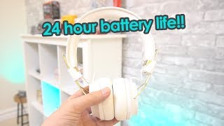 Sudio Regent Wireless Headphones Review - 24 hours battery life!