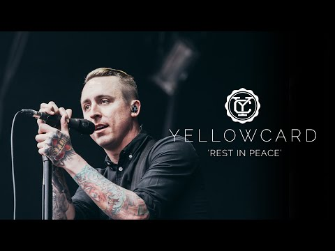 Yellowcard Rest In Peace rock music videos 2016