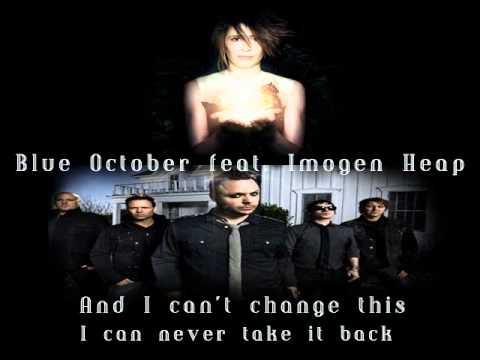 Congratulations Lyrics by Blue October feat Imogen Heap