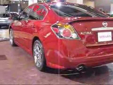 Altima Nismo Body Kit and Spoiler