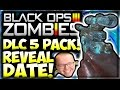Download Black Ops 3 ZOMBIES DLC 5 REVEAL TRAILER DATE CONFIRMED! (Black Ops 3 DLC 5 ZOMBIES Chronicles DLC5) in Mp3, Mp4 and 3GP