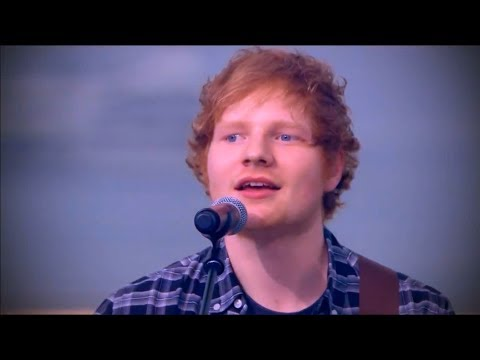 Ed Sheeran - One (Live in France 2014)