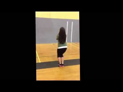 Solanco High School Cheerleading Tryout Cheer 2014
