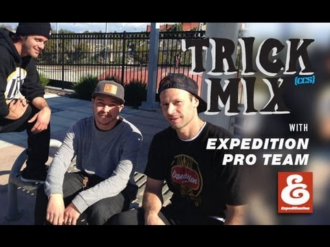 Trick Mix | Expedition Pro Team