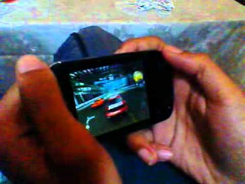 Need for speed Shift on LG Optimus ME P350