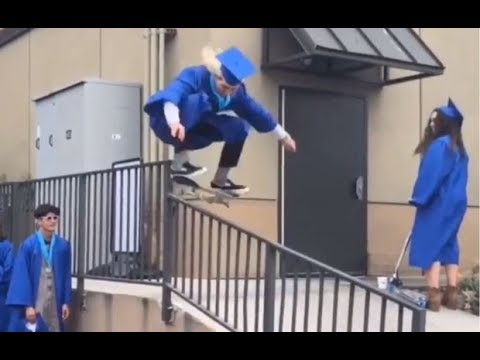 INSTABLAST! - Skate Graduation, NBD DIY Loop, GIGANTIC HARDFLIP!? Sheckler Pull Up, Perfect Tre Flip