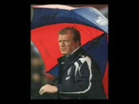 Steve McClaren - Umbrella