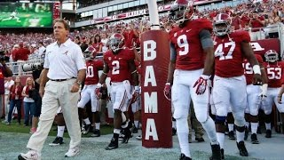 Alabama Football 2016-17 Pump-Up ||