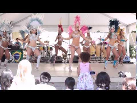 Cuica Choreography, SambAZ dancers