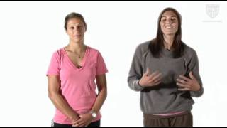 WNT Player Profiles: Carli Lloyd and Hope Solo