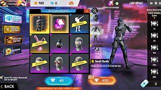 Vigilante Bandit Bundle in Diamond Royale || Free Fire