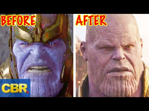 10 Characters That Looked Better After Infinity War And 10 That Looked Worse
