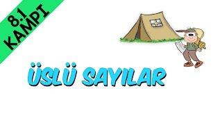 8Snf sl Saylar  81 Kamp