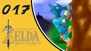 [GER] Let's play The Legend of Zelda: Breath of the Wild #017