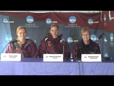 2013 NCAA DIII Softball Championship - Game 1 - Salisbury