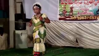 sarika  dance performance at nellore
