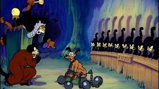 Mickey Mouse - Pluto's Judgement Day - 1935 (HD)