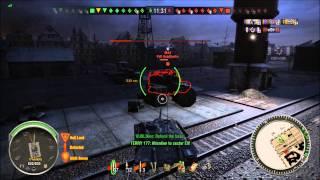 E25 Gameplay (World of Tanks Xbox One)
