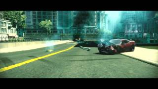 Ridge Racer Unbounded - PS3 / X360 / PC - Drive, Destroy and dominate
