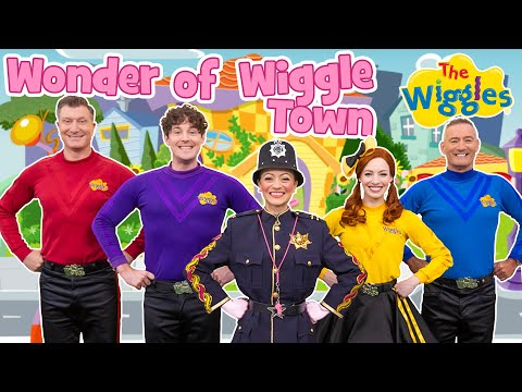 The Wiggles- The Wonder of Wiggle Town (Official Video)