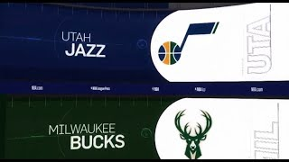 Milwaukee Bucks vs Utah Jazz Game Recap | 1/7/19 | NBA