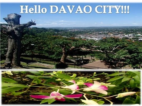 Davao Invasion Day1 ~ City Tour VLOG (March 14, 2013)