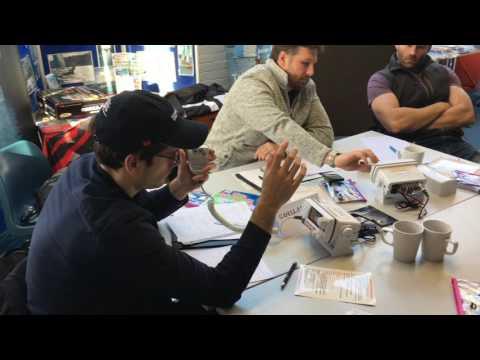 The Radio VHF exam