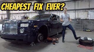 A $25 Part Fixed My Broken Rolls-Royce Phantom