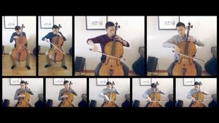 """""""All I Want"""" - Kodaline (Cello Cover by Nicholas Yee)"""