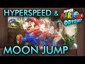 What If Mario Uses Moon Jump and Hyperspeed in Super Mario Odyssey?