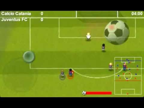 Striker Soccer APK Cover