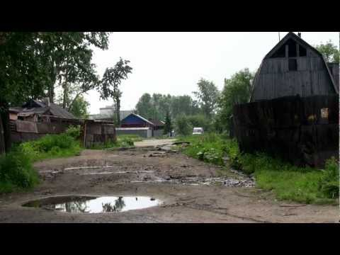 Крыша [Kreesha] Half Day Around - A Documentary about Life and Little Places in Russia