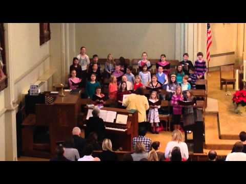 St. Mary's Children's Choir Burlington, WI