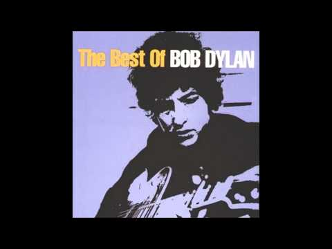 Bob Dylan Blowin in the Wind -  Letra (Lyrics)