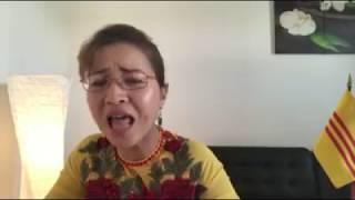 Ca sĩ Anh Chi: CHÚNG ĐI BUÔN