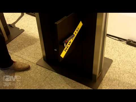 ISE 2015: PresTop Shows Off Charging Totem