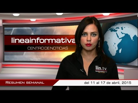 Resumen Informativo del 11 al 17 de abril del 2015 :: Zacatecas
