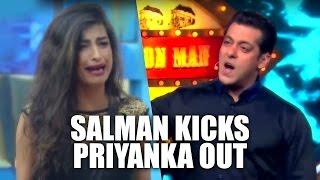 Bigg Boss 10 |  Weekend Ka Vaar | Salman Khan kicks Priyanka Jagga out