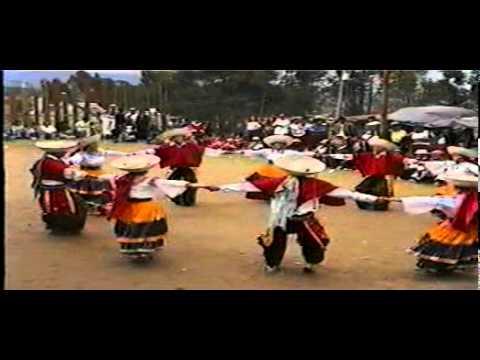 Danzas Ecuatorianas - Grupo Huashapamba de Azogues y Grupo Hazaña Latina de Azogues