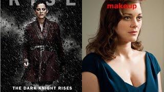 The Dark Knight Rises - Talia Al Ghul/Miranda Tate makeup - Dark Knight Rises - English Version - Filipa Pereira