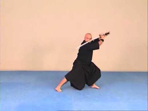 Cours de katana - Exercices d'entrainement