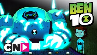Ben 10 | Invasion aus dem Automaten | Cartoon Network