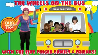 download lagu The Wheels On The Bus Song  -  gratis