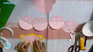 How to DIY playful activities to help kids learn about feelings & emotions