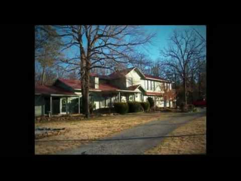 SOLD Real Estate For Sale Hartford, ARKansas $195,000 Custom Home on 9.5 Acres