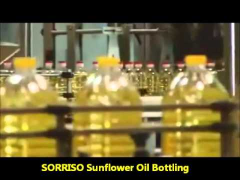 SUNFLOWER OIL PRODUCTION by SORRISO FOODS - زيت دوار الشمس
