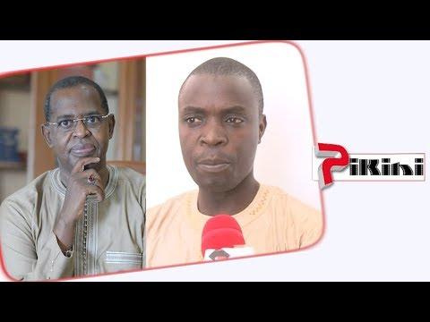 Moustapha Diop : Sidy Lamine a eu un choc avec sa voiture, pour protéger ses enfants