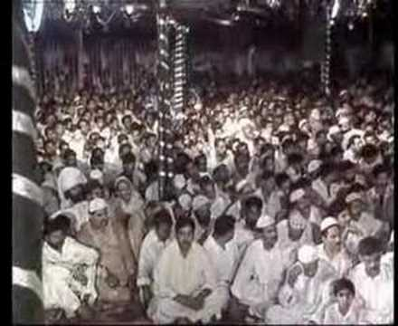 Ustad N F A K  Qawwal - Data Tera Darbar Part1 video